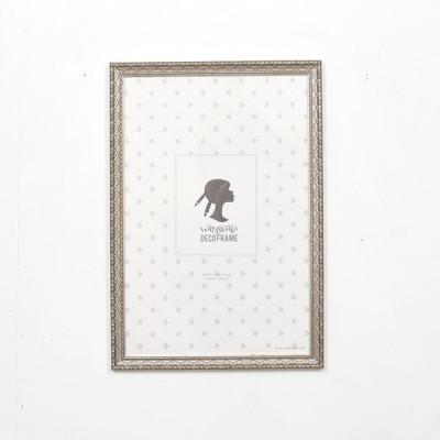 왈가닥스 데코 앤틱 포토프레임 flower 10x15 액자
