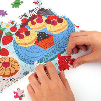 달콤한 디저트 1008피스 직소퍼즐 (완성 63.5X63.5cm)
