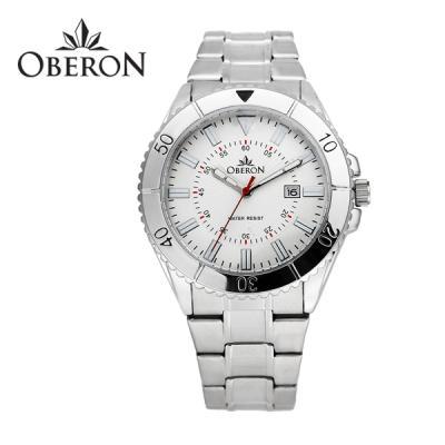 오베론 남성시계 OB-906G WT