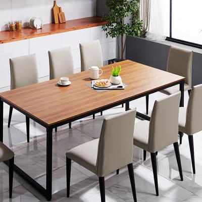 [채우리]슈에트내츄럴초대형 다용도 테이블 의자 세트