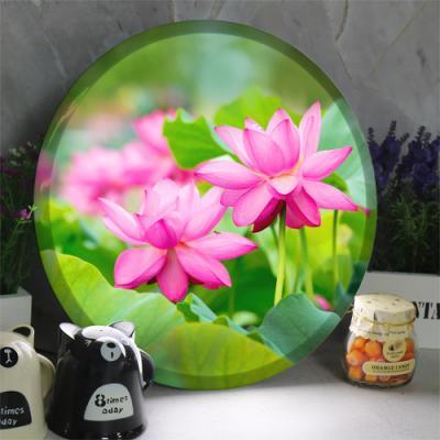 na781-LED액자35R_행운을부르는연꽃