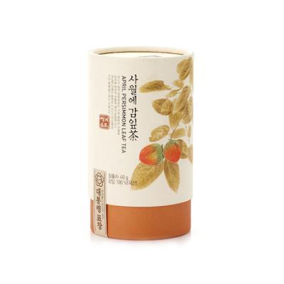 [쌍계명차] 지관 감잎차 40g