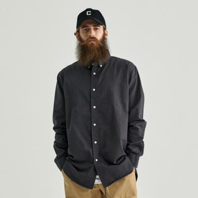 CB 클래식 셔츠 (차콜)