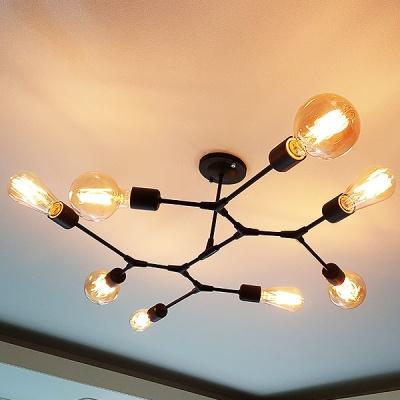 LED 트위스트 II -8등[국내산]