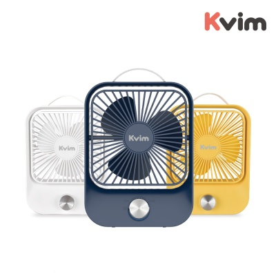 케이빔 다이얼식 무선 휴대용/탁상용 선풍기 DF-2200