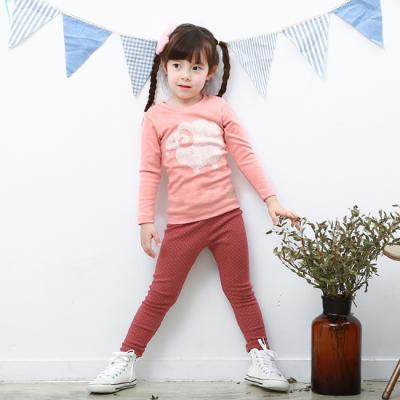 [엠엘스토리] 삐삐롱 핑크램 9부기모슬림핏이지세트