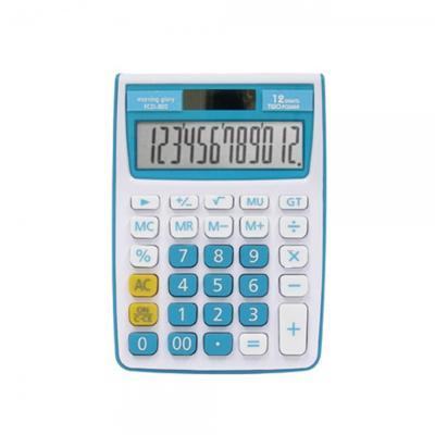14000 ECD-802 컬러계산기 (블루)