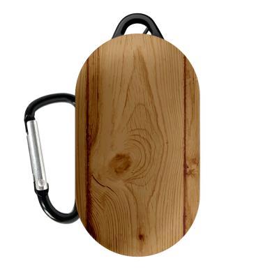 어프로발 원목무늬 우드 갤럭시 버즈 키링케이스 패턴