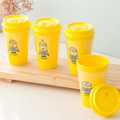 미니언즈 리유저블컵 4P SET (500ml)