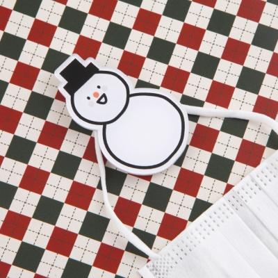 [기성]마스크걸이 크리스마스라인