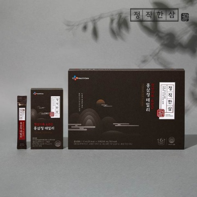 정직한삼 6년근 홍삼정 데일리 10mlx30포 (+쇼핑백)