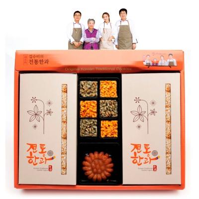 김수미의 전통 한과세트