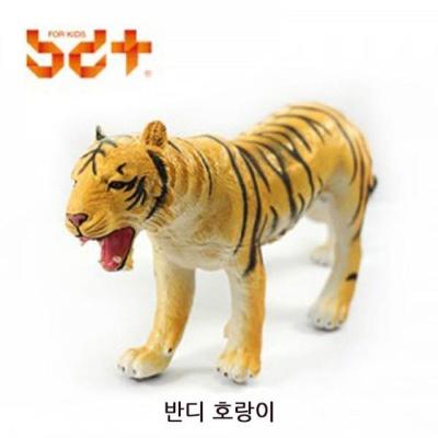 반디 호랑이 1P 모형장난감 장난감 어린이완구 학습