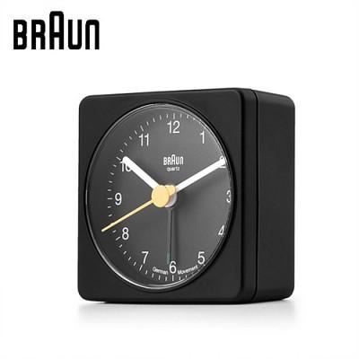 BNC002BKBK 탁상용 알람시계 -블랙