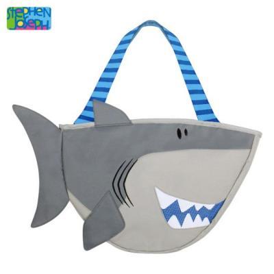 비치토트백(모래놀이세트 포함) - 상어