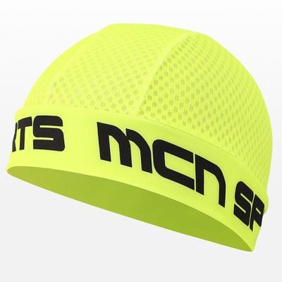 헬멧안에 착용하는 MESH SKULL CAP 형광그린CH1562408