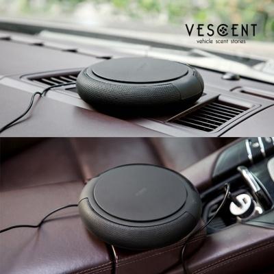 비센트 차량용 공기청정기 방향제 디퓨저 기능