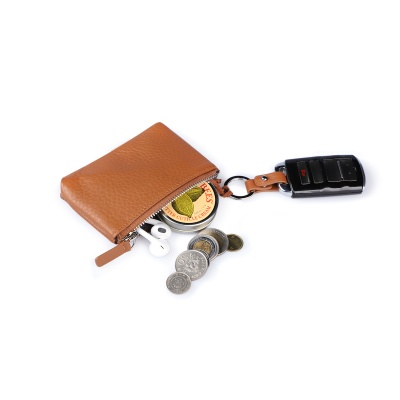 Smart Key Pouch_Tan