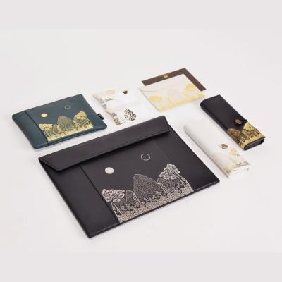 [미미달]일월오봉도 노트북파우치