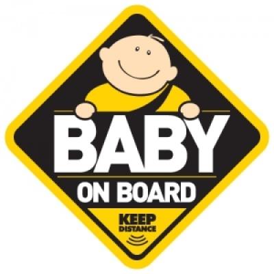 [율스] 아기가 타고 있어요 A