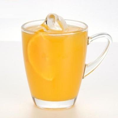 카페 손잡이 유리 머그잔 6P 세트 커피잔 음료수잔
