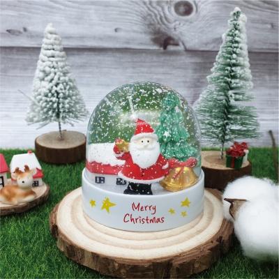 산타마을 크리스마스 스노우볼 만들기 DIY 세트