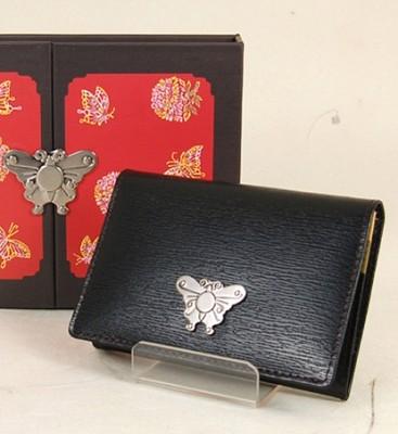 [카라빈카] 장석 나비 명함지갑