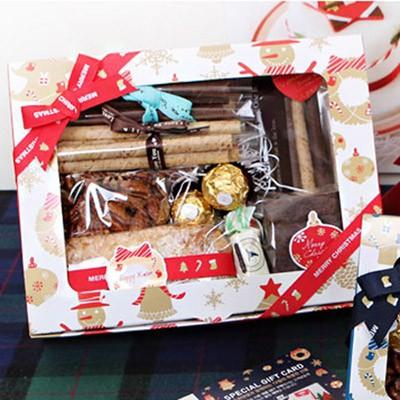 크리스마스 선물창박스