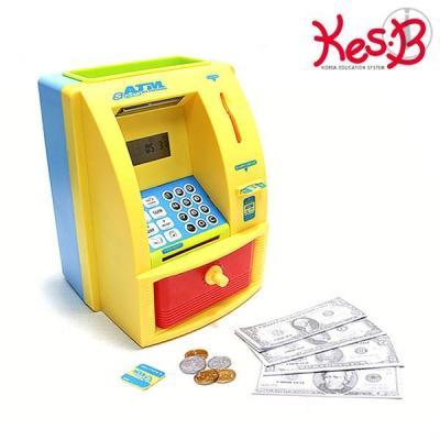 역할놀이교구 ATM 은행놀이 1개