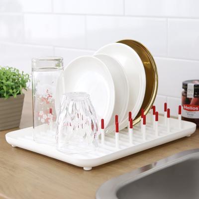 주방접시 컵받침 트레이 식기건조대 MODERNO