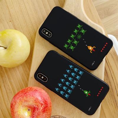 아이폰8플러스 우주게임 카드케이스