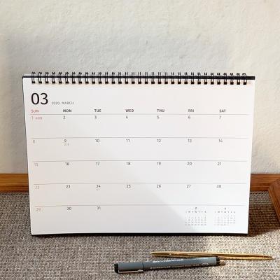 2020 The Basic Calendar 더베이직 캘린더 XL