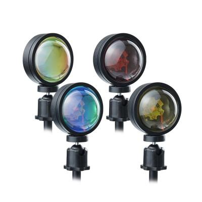 촬영용 LED 조명 색조명 / 노을 석양 효과 LCON606