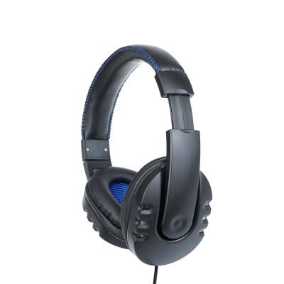 유선 게이밍 헤드셋 / 게임용 USB PC 헤드폰 LCIC608