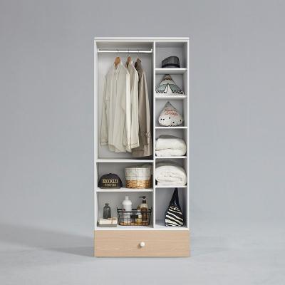 루벤 스위트 오픈 드레스룸 800 수납 옷장 (착불)