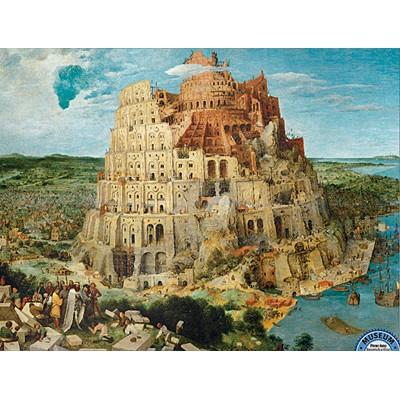 1000조각 직소퍼즐▶ 피테르 브뤼헐 - 바벨탑 (EU6-0837)