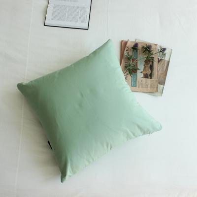 팬톤 소파 쿠션(솜포함) 50x50 K민트