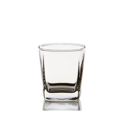 기본형 클리어 큐브 언더락잔 1개