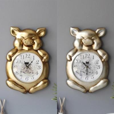 [2HOT] 복 돼지 벽시계