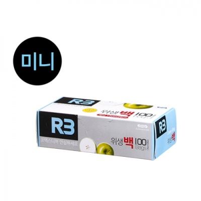 [코멕스산업] (R3) 위생백 미니 (100매) 402320
