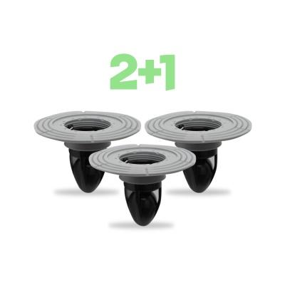 신형 New 매그드레인 자동밀폐 하수구/배수구트랩 2+1