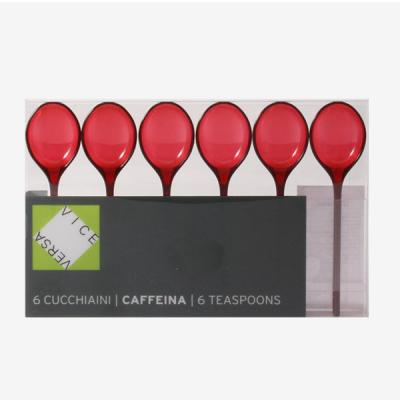 비체베르사 카페이나 티스푼 6PCS 세트