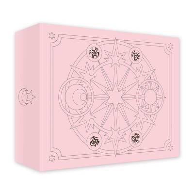 카드캡터체리 스티커 세트 1(50장,핑크케이스)