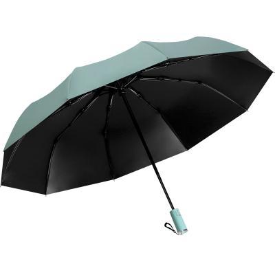 암막 3단 자동 우산