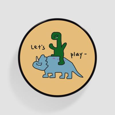 Tok 놀자 공룡 옐로우