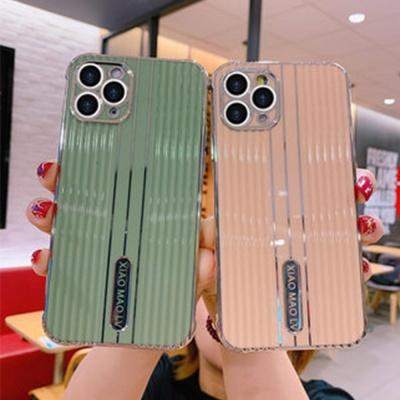 아이폰11 pro max 카메라보호 캐리어 실리콘 폰케이스