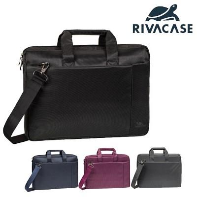 15.6형 노트북 가방 RIVACASE 8231 (노트북 수납부 패딩 처리 / 태블릿PC & 액세서리 등 수납)