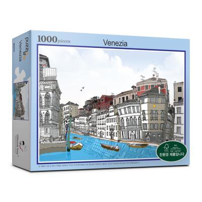 1000피스 베네치아 직소퍼즐 PL1296