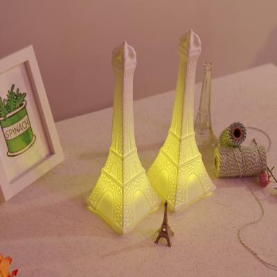 올루미 스칸디 에펠탑 LED무드등