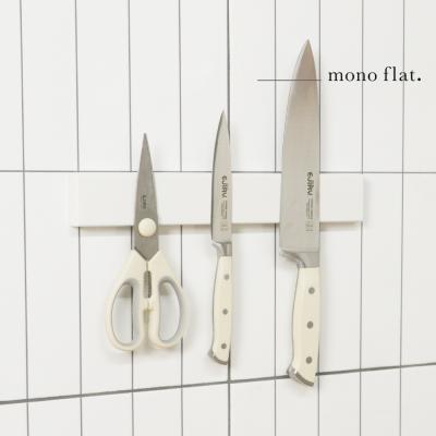 모노플랫 ctrl+v 무타공 자석칼걸이30cm 1입 주방정리